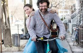 As a point of interest to all the Natalie Haas fans out there, Yann is her husband!