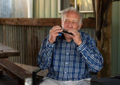 Bob harmonica