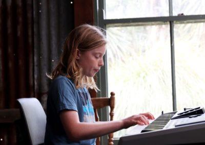 Ethan piano
