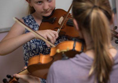 Jess teaching
