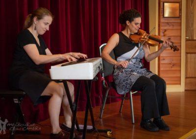 Rachel Laura concert