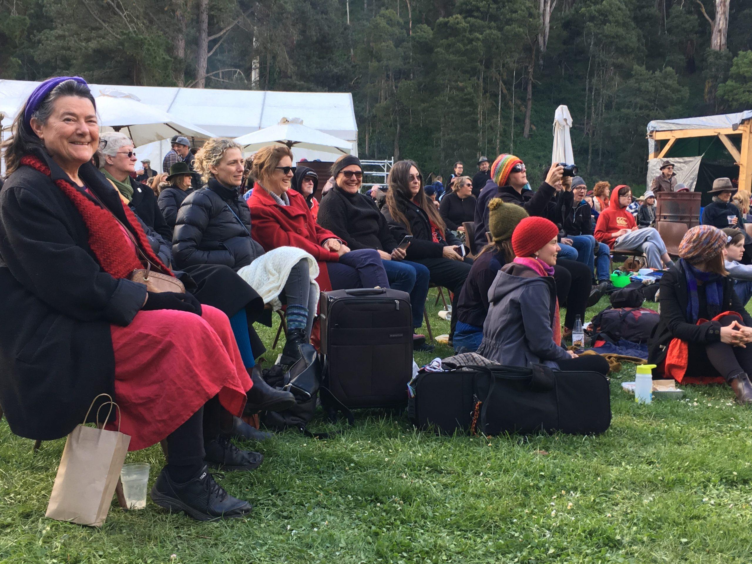 QuasiTrad camp