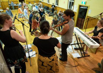 contradance trio band